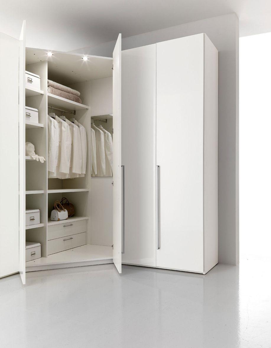Cabina armadio angolare orecchioni mobili for Ikea armadio angolare