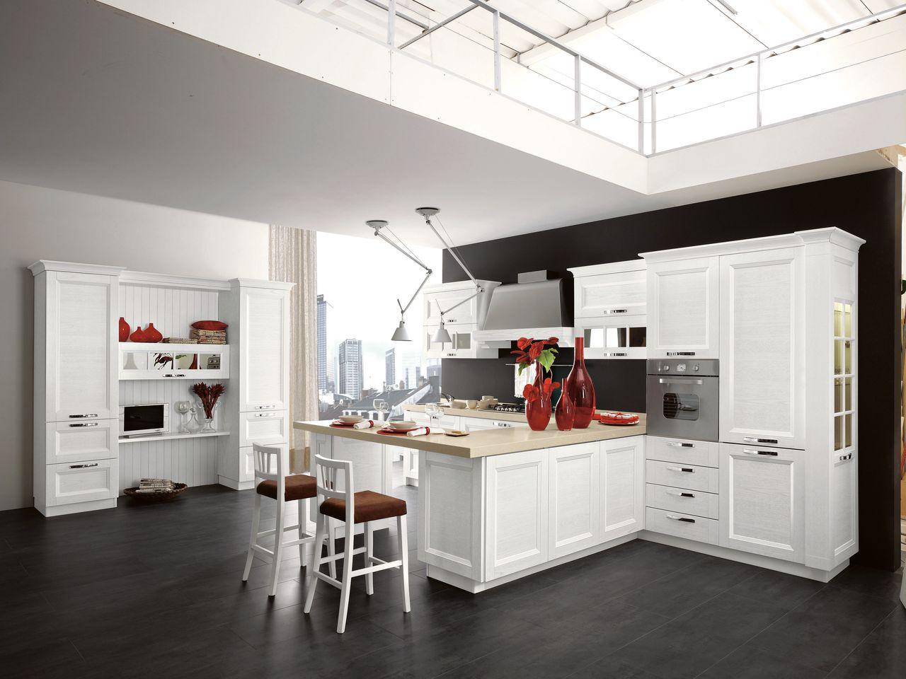 Cucina Beverly Stosa - Orecchioni Mobili